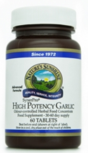 Garlic - High Potency (60)