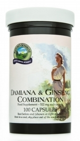 Boost (alter Name: Damiana and Ginseng Comb'n (100)