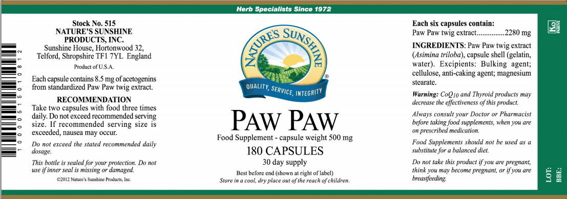 Paw Paw Cell-Reg (180)